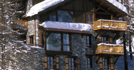 Chalet Cristal Pearl Luxury Accommodation