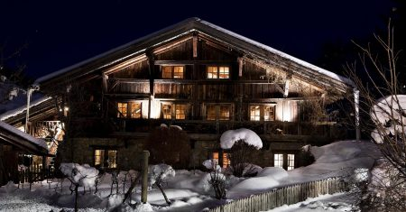 Chalet des Fermes Luxury Accommodation