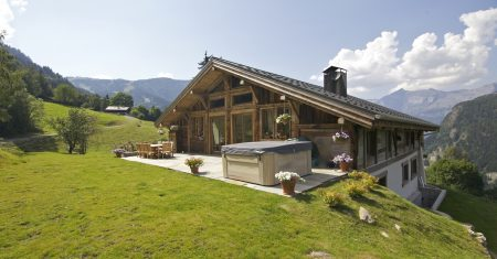 Chalet Infinity Lodge Luxury Accommodation