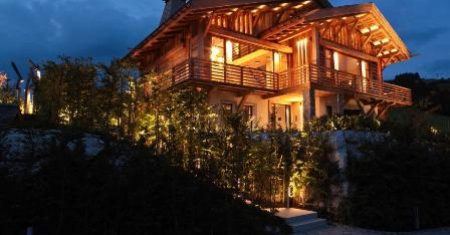 Chalet Lampas Luxury Accommodation