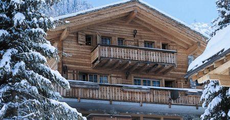 Chalet Les Attelas Luxury Accommodation