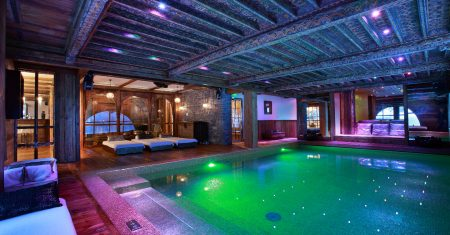 Chalet ​Marco Polo Luxury Accommodation