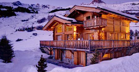 Chalet Pierre Avoi Luxury Accommodation