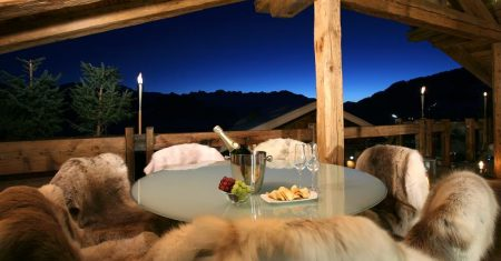 Chalet Spa Blanche Luxury Accommodation