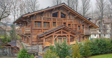 Chalet Tanniere Luxury Accommodation