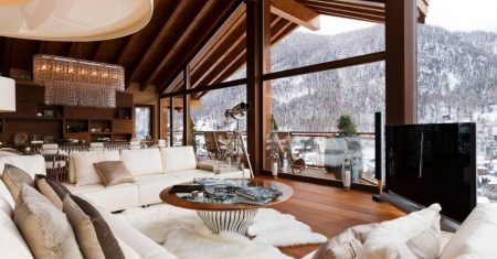 Chalet Zermatt Peak Luxury Accommodation