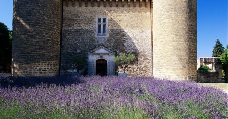 ​Chateau de Massillan Luxury Accommodation
