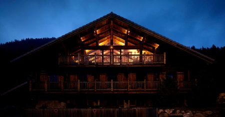 Chalet La Ferme D'Elise Luxury Accommodation
