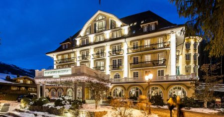 ​Hotel Le Grand Bellevue Luxury Accommodation