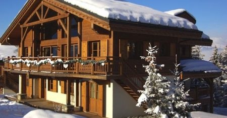 Lodge Chamois Luxury Accommodation