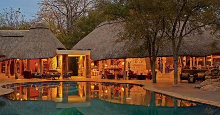 Pamushana Lodge Luxury Accommodation