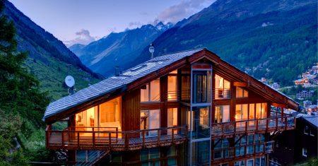 Penthouse Heinz Julen Luxury Accommodation
