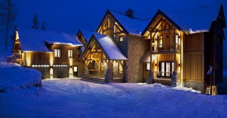 Chalet Bighorn Luxury Accommodation