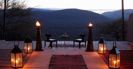 Lodge Saruni Samburu Luxury Accommodation