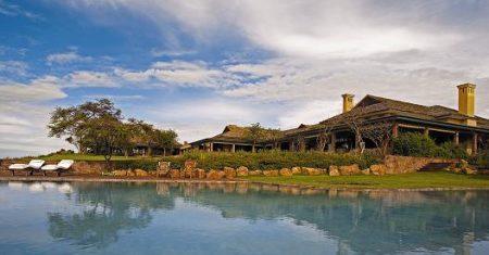 Sasakwa lodge Luxury Accommodation
