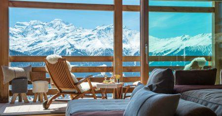 Chalet Alpin Roc Luxury Accommodation