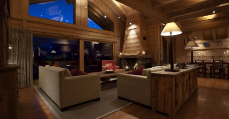 Chalet du Vallon Luxury Accommodation
