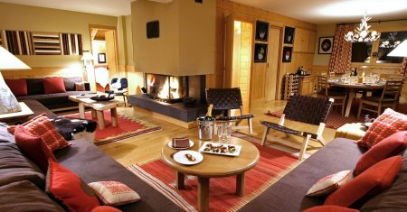 Chalet Griottes Luxury Accommodation