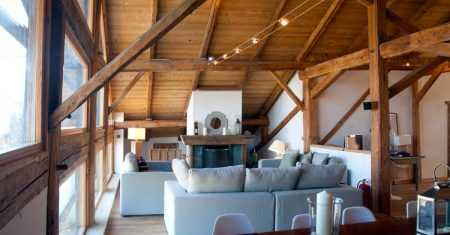 Chalet La Ferme Luxury Accommodation