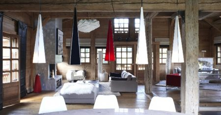 Chalet ​La Ferme de Fedy Luxury Accommodation