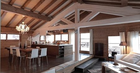 Chalet La Folie Blanche Luxury Accommodation