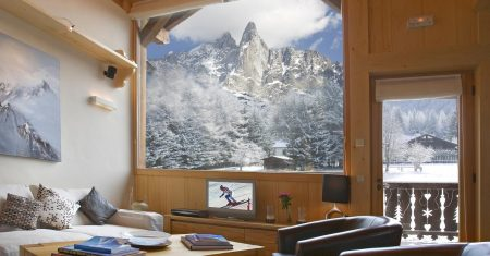 Chalet Le Cerisier Luxury Accommodation