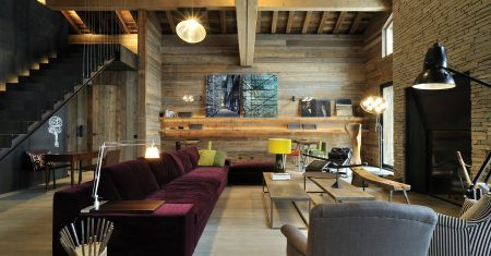 Chalet Le Grand Cerf Luxury Accommodation