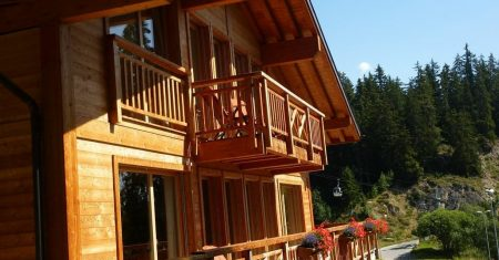 Chalet Le Torrent Luxury Accommodation