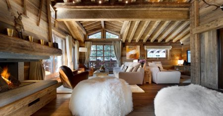 Chalet Gentianes Luxury Accommodation