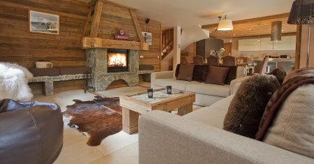 Chalet Sanaz Luxury Accommodation