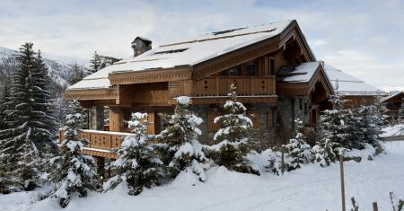 Chalet Trois Ours Luxury Accommodation