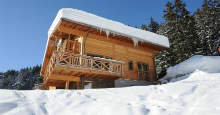 Chalet Vieux Bisse Luxury Accommodation