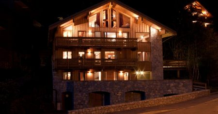 Chalet Zybeline Luxury Accommodation