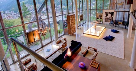 The Heinz Julen Loft Luxury Accommodation