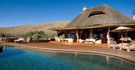 Tswalu Lodge Luxury Accommodation