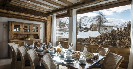 Chalet La Bergerie Luxury Accommodation