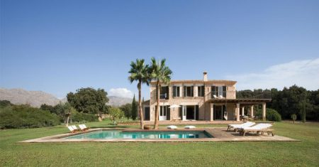 Villa Las Palmeras Luxury Accommodation