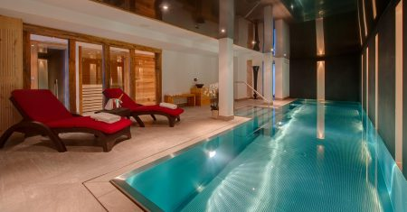 Chalet White Pearl Luxury Accommodation