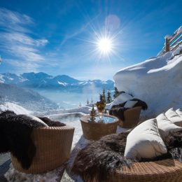 Verbier Winter Page
