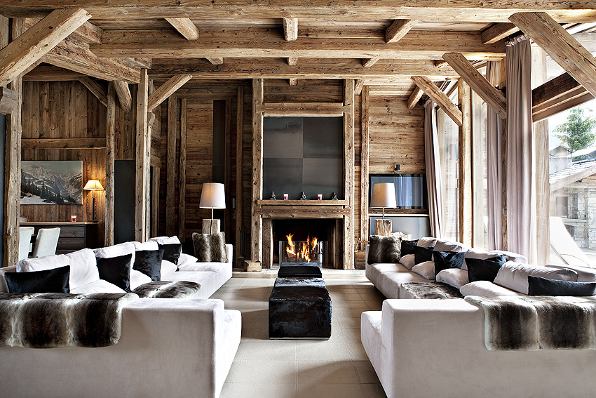 Chalet Angora In Megeve, France