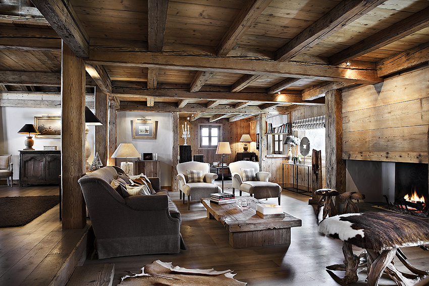 chalet shatoosh in megeve france white blancmange. Black Bedroom Furniture Sets. Home Design Ideas