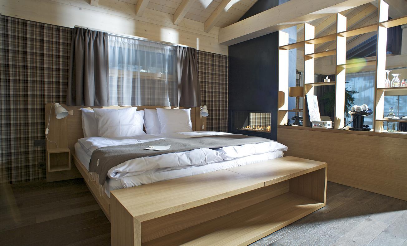 Hotel cervo mountain boutique resort in zermatt for Boutique hotel zermatt