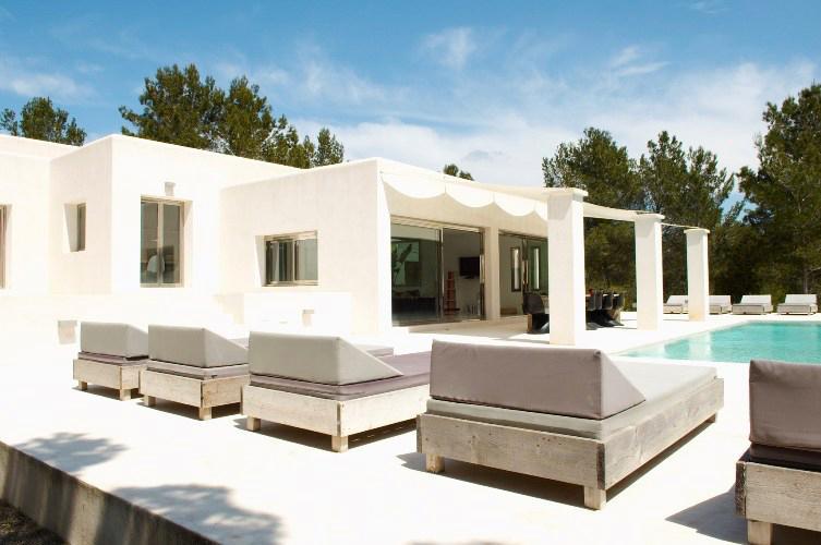 ... Ibiza Villa Casa Minimal 9 ...